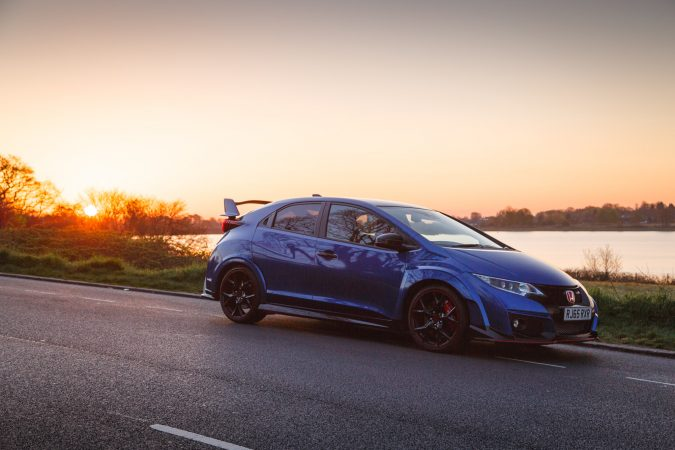 Honda Civic Type R 2016 27