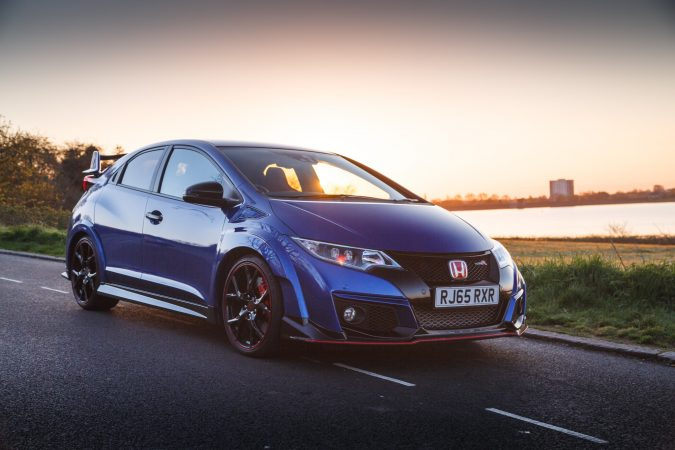 Honda Civic Type R 2016 29