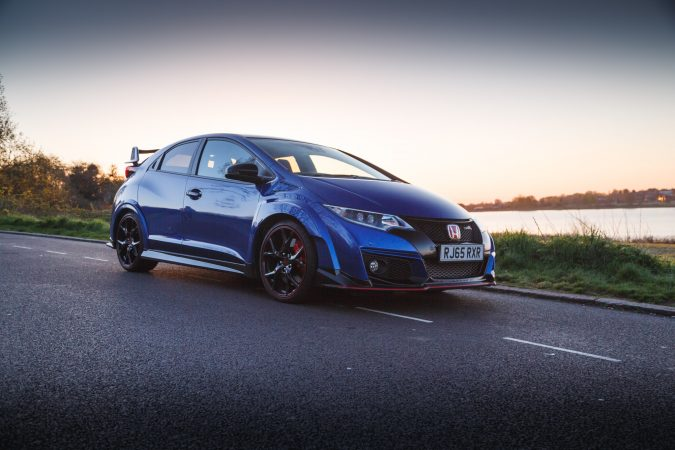 Honda Civic Type R 2016 30