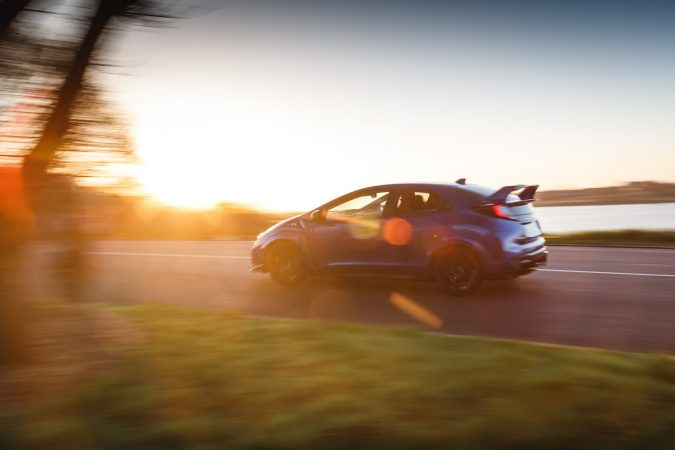 Honda Civic Type R 2016 37