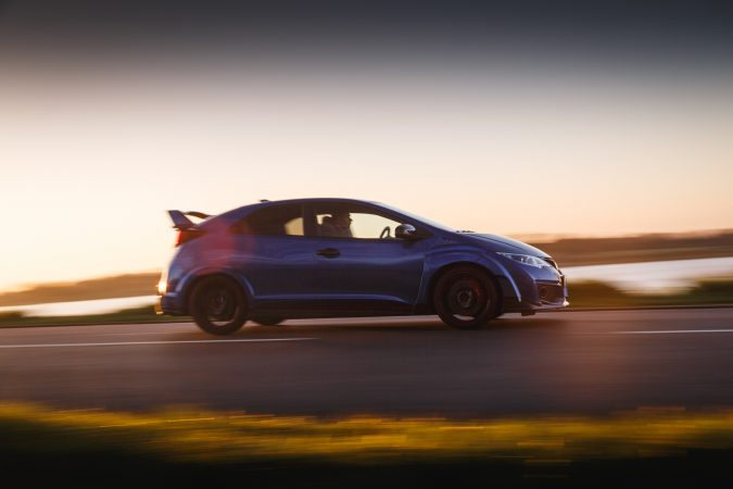 Honda Civic Type R 2016 39
