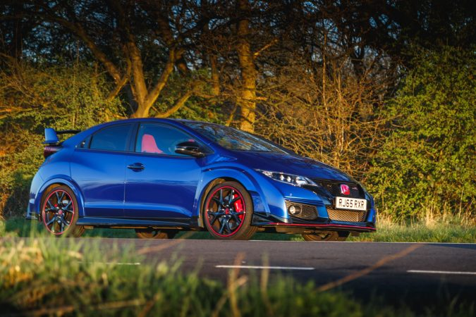 Honda Civic Type R 2016 43