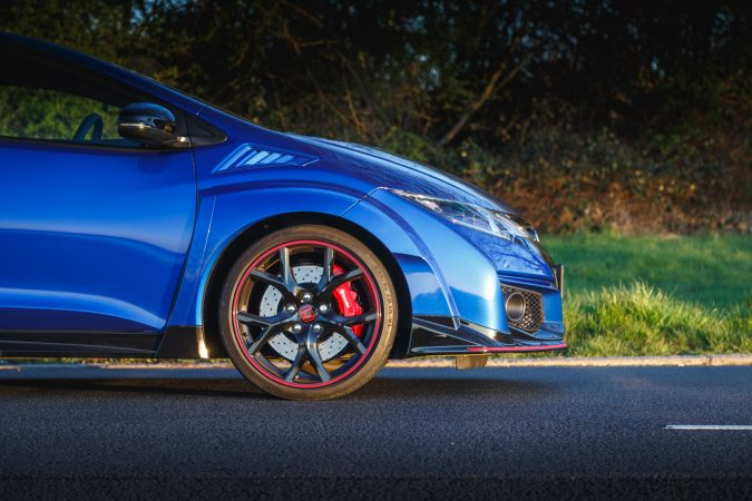 Honda Civic Type R 2016 44