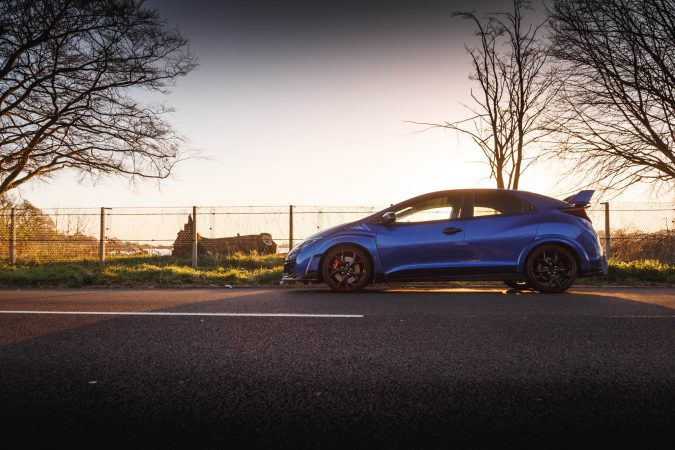 Honda Civic Type R 2016 46