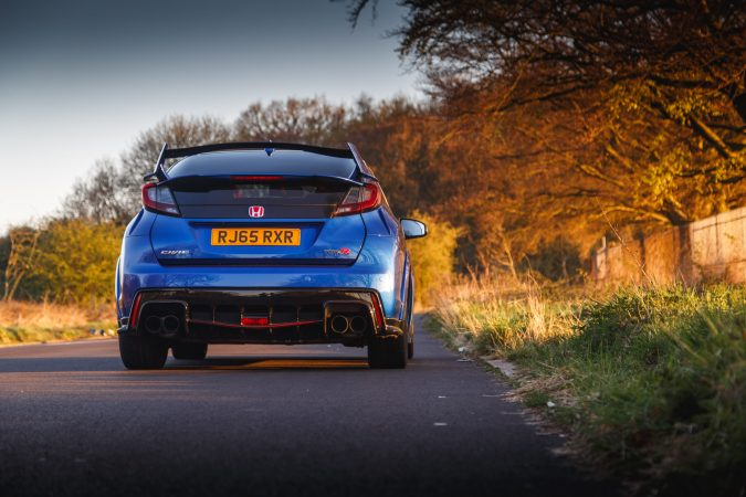 Honda Civic Type R 2016 50