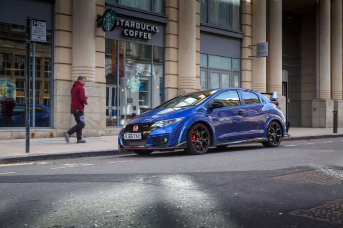 Honda Civic Type R 2016 55