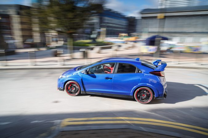 Honda Civic Type R 2016 58