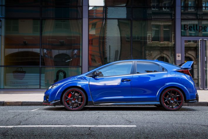 Honda Civic Type R 2016 6