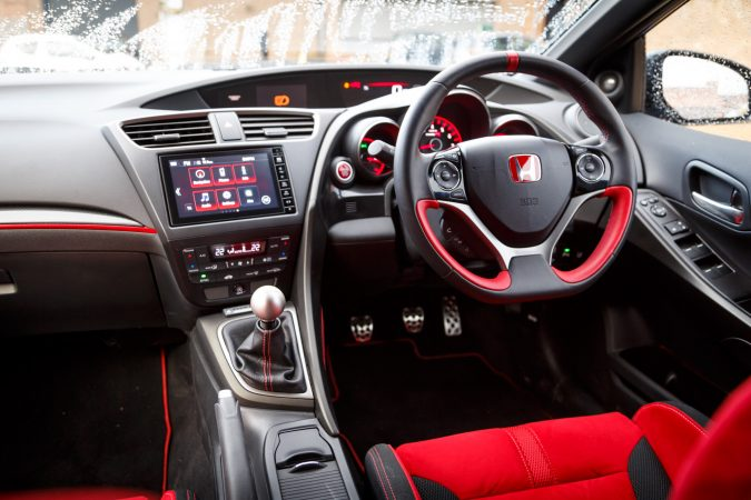 Honda Civic Type R 2016 66