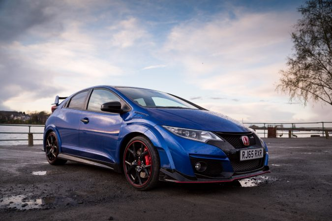 Honda Civic Type R 2016 67