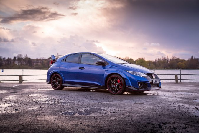 Honda Civic Type R 2016 68