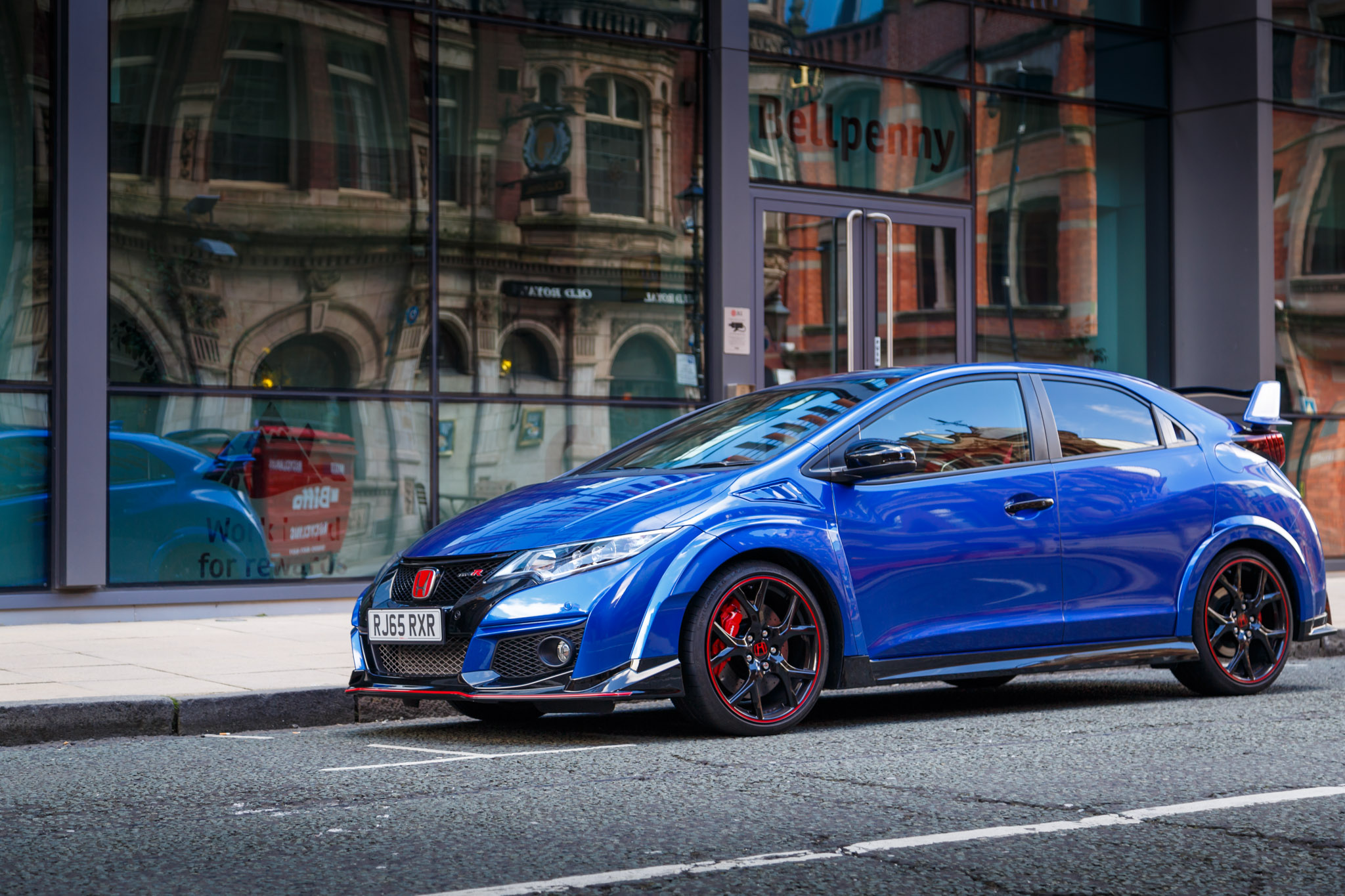 Living With the 2016 Honda Civic Type R GT