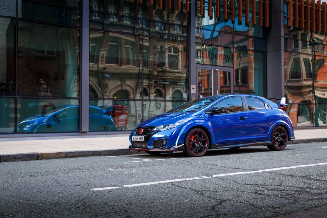 Honda Civic Type R 2016 8