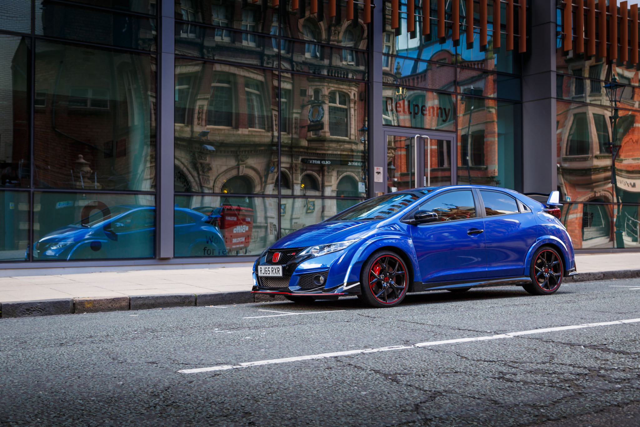 New Honda Civic Type R 2016 >> Honda Civic Type R GT 2016 Review