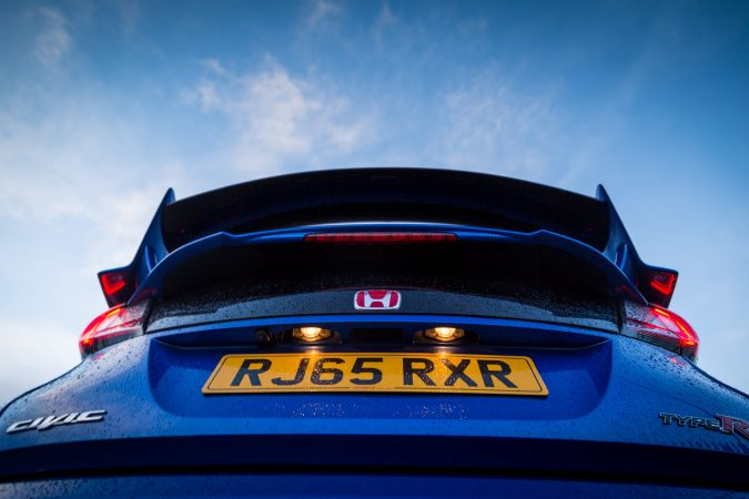 Honda Civic Type R 2016 81