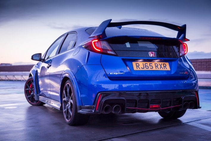 Honda Civic Type R 2016 86
