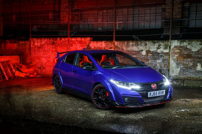 Honda Civic Type R 2016 87