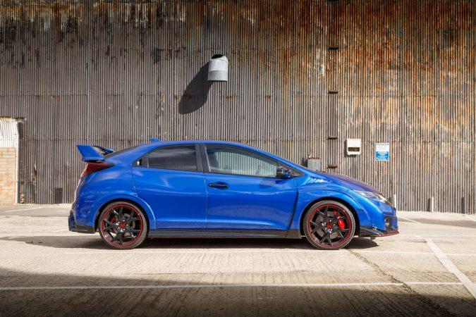 Honda Civic Type R 2016 9