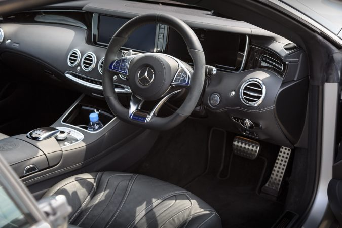 Mecedes-AMG S 63 Coupe 13