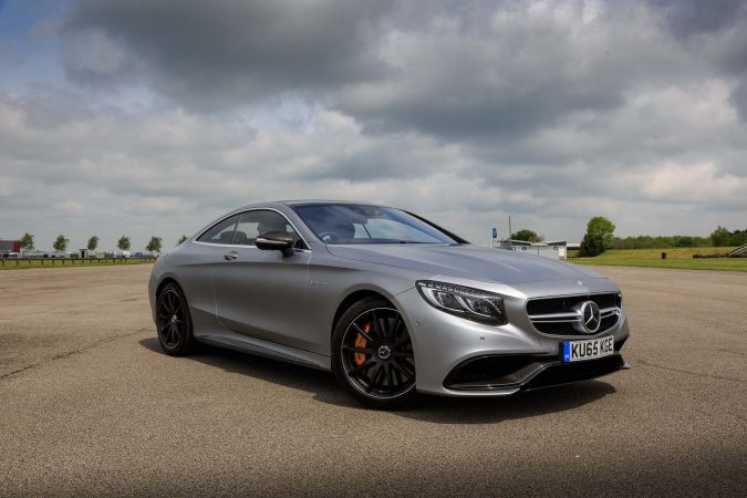 Mecedes-AMG S 63 Coupe 2