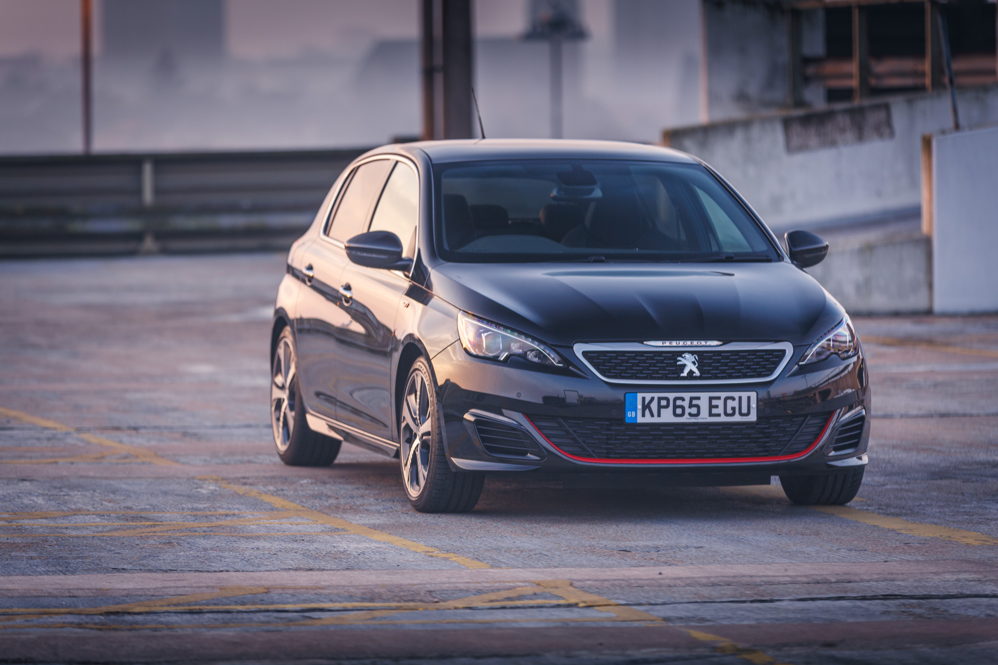 shooting the peugeot 308 gti by peugeot sport. Black Bedroom Furniture Sets. Home Design Ideas