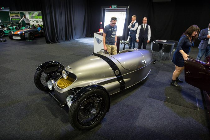 The London Motor Show 2016-108 Morgan
