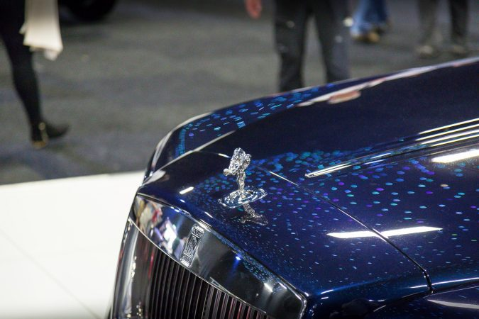 The London Motor Show 2016-112 Rolls-Rpyce Dawn