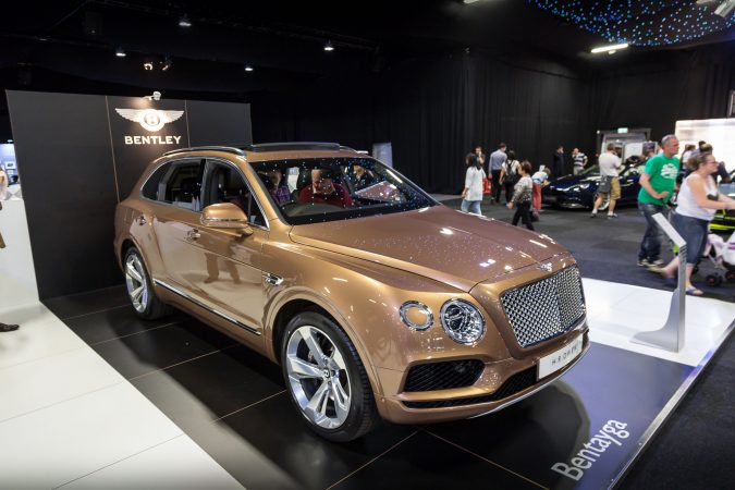 The London Motor Show 2016-117 Bentley