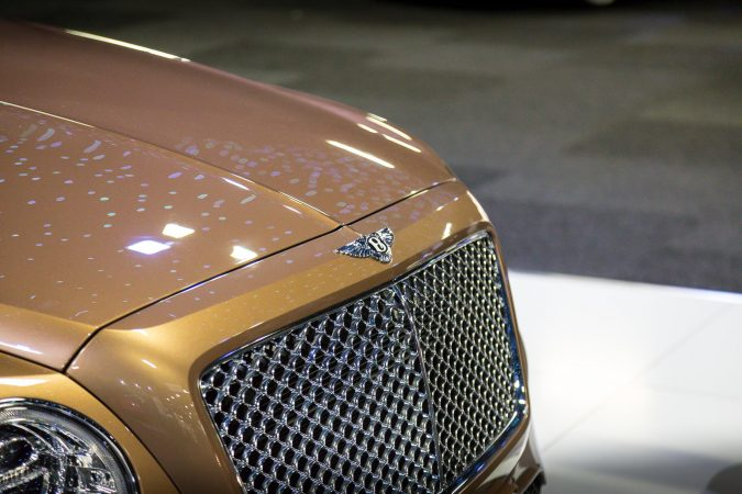 The London Motor Show 2016-118 Bentley