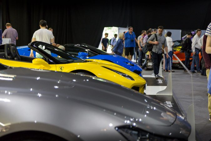 The London Motor Show 2016-127