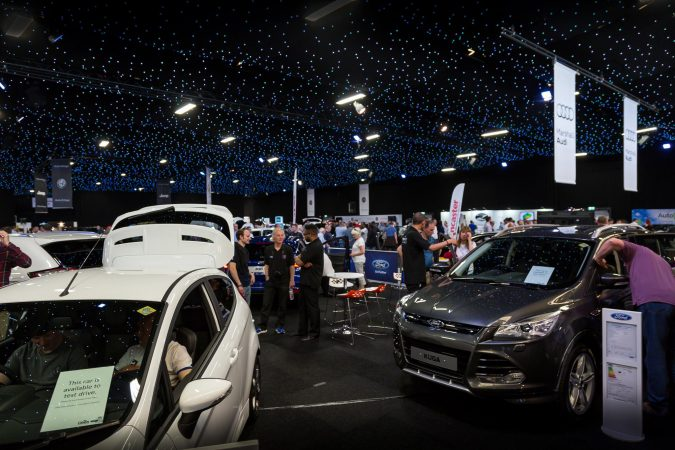 The London Motor Show 2016-29