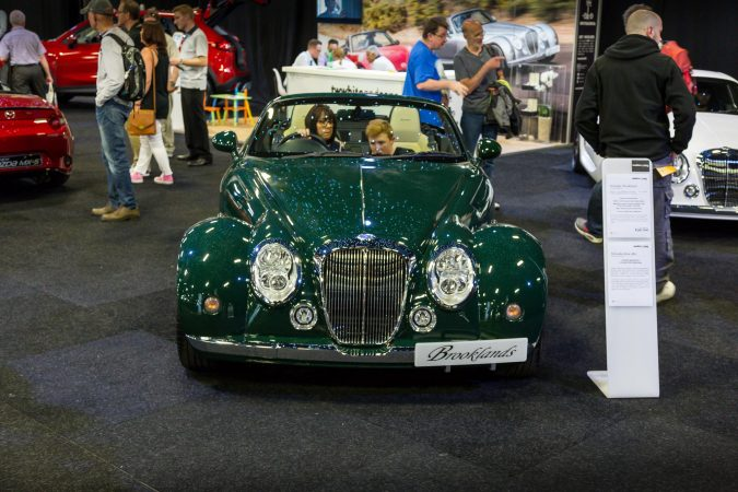 The London Motor Show 2016-35 Brooklands
