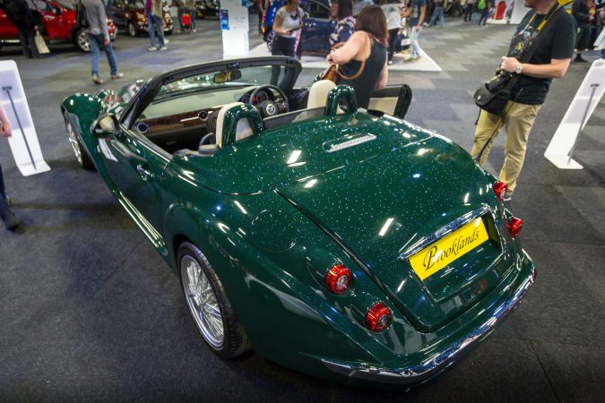 The London Motor Show 2016-36 Brooklands
