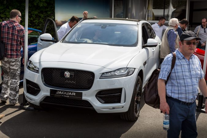 The London Motor Show 2016-60 F-Pace