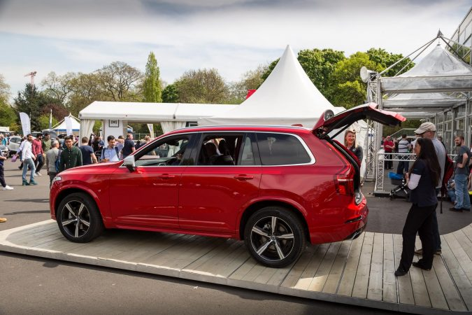 The London Motor Show 2016-68 XC90