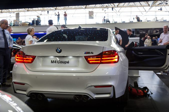 The London Motor Show 2016-84 M4
