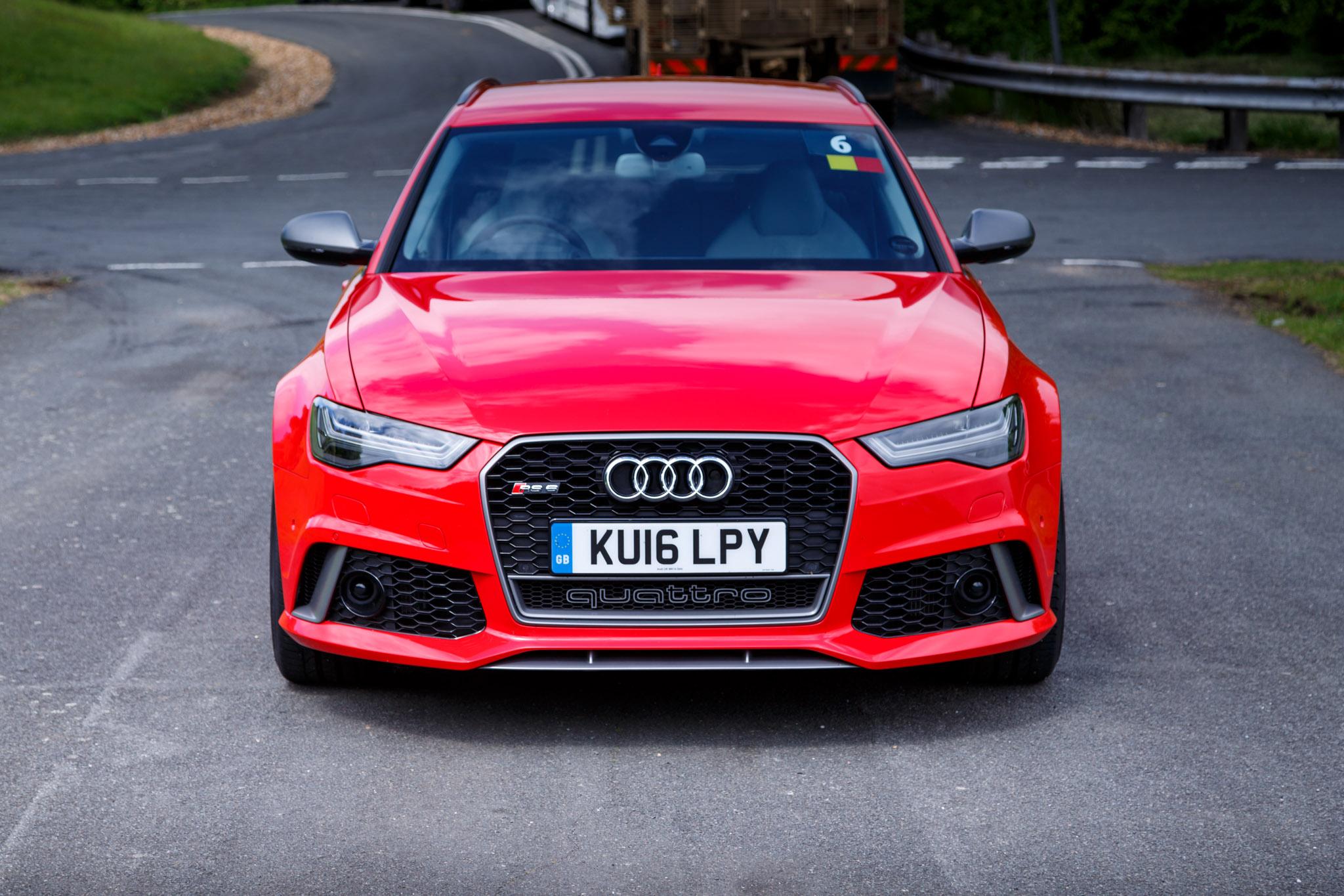 2016 Audi Rs6 Avant Review