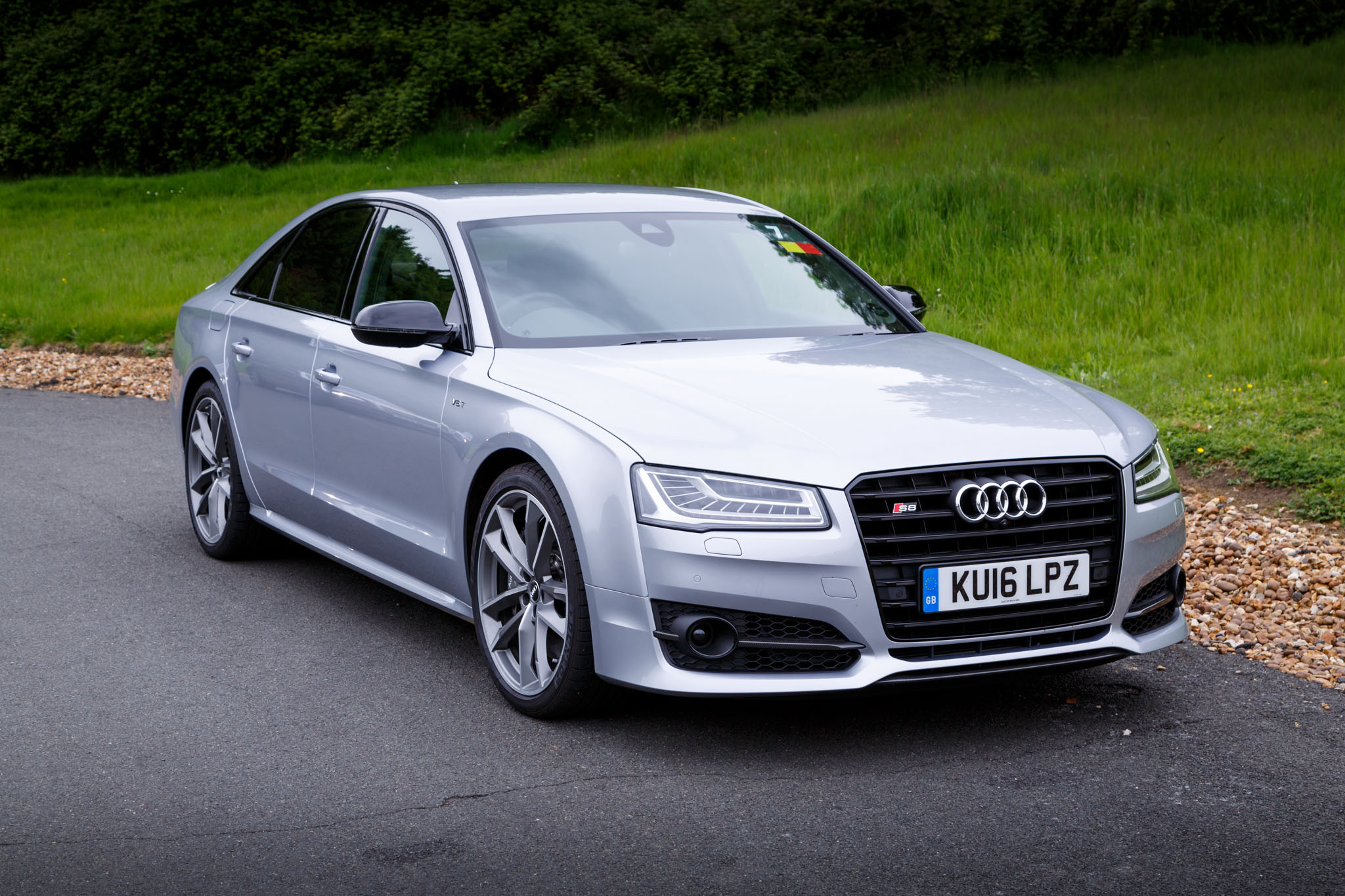 Audi 0 60 >> 2016 Audi S8 Plus TSFI Quattro Review