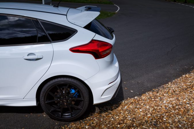 2016 Ford Focus RS 10