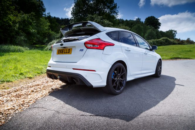 2016 Ford Focus RS 12