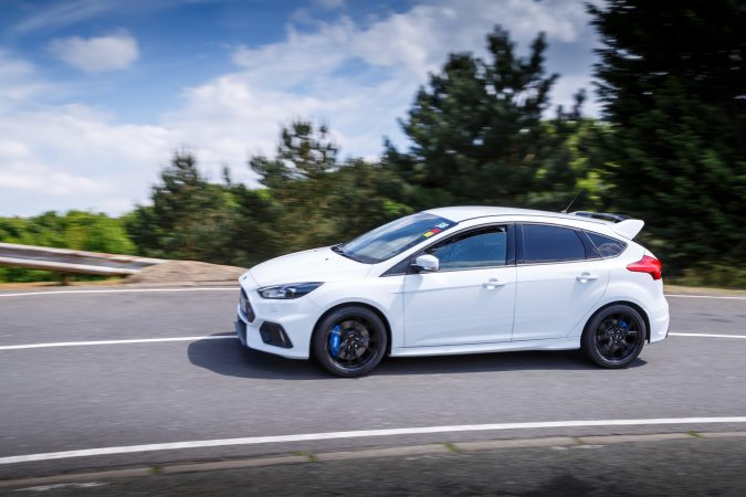 2016 Ford Focus RS 17