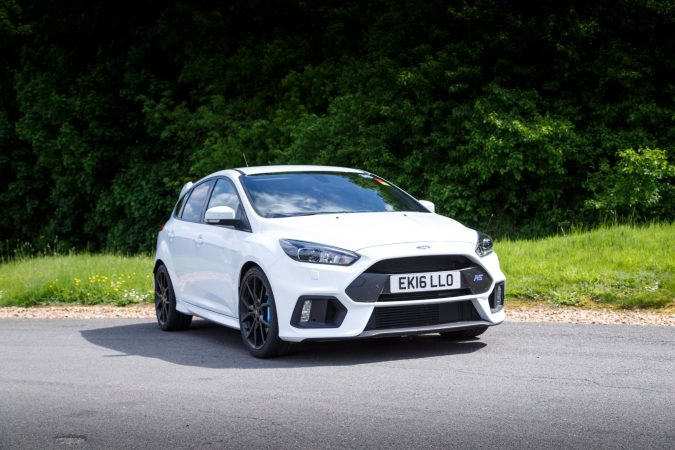 2016 Ford Focus RS 6