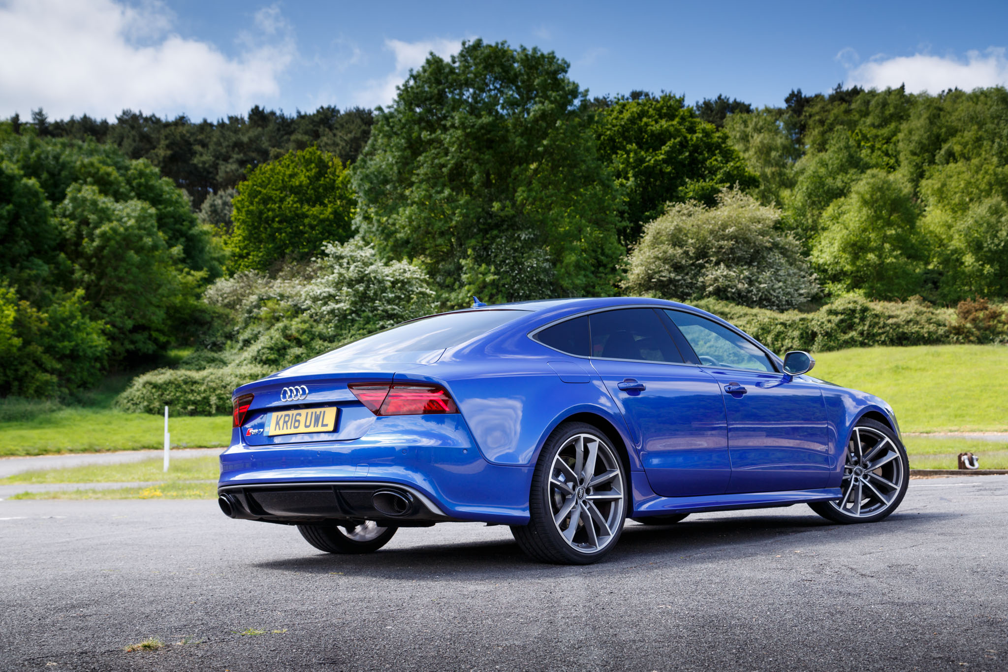 2016 Audi Rs7 Sportback Review The Best Sounding Audi
