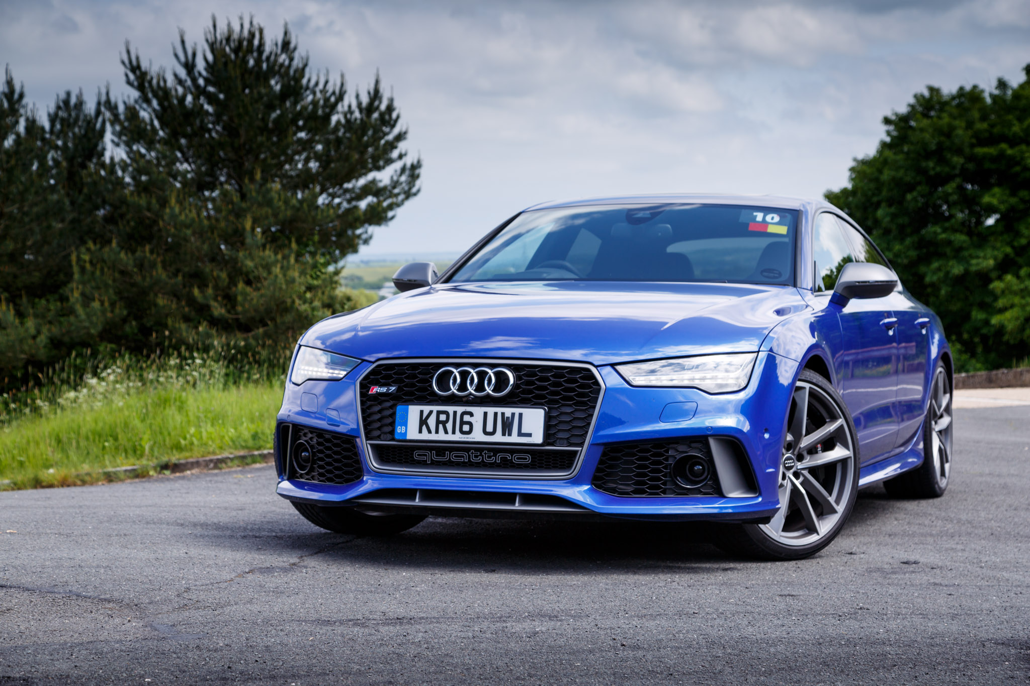 audi rs sportback review   sounding audi
