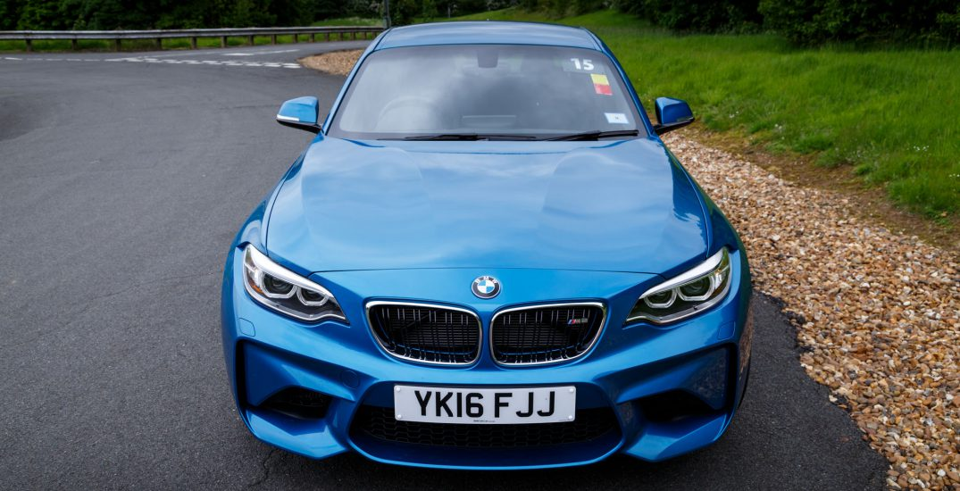 BMW F87 M2 Coupe N55 3.0i 12