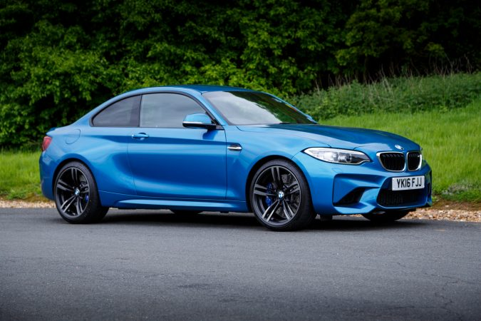 BMW F87 M2 Coupe N55 3.0i 13