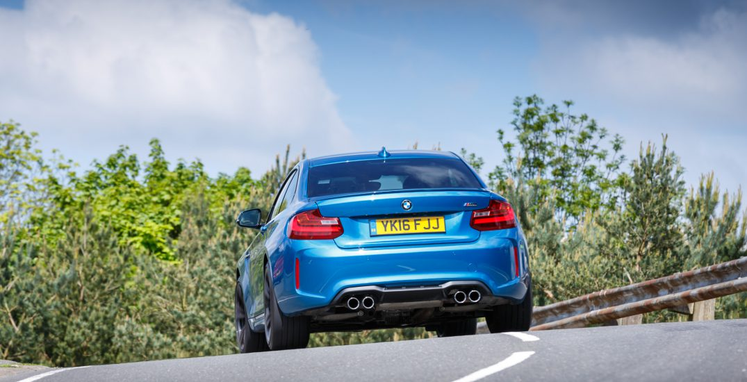 BMW F87 M2 Coupe N55 3.0i 16