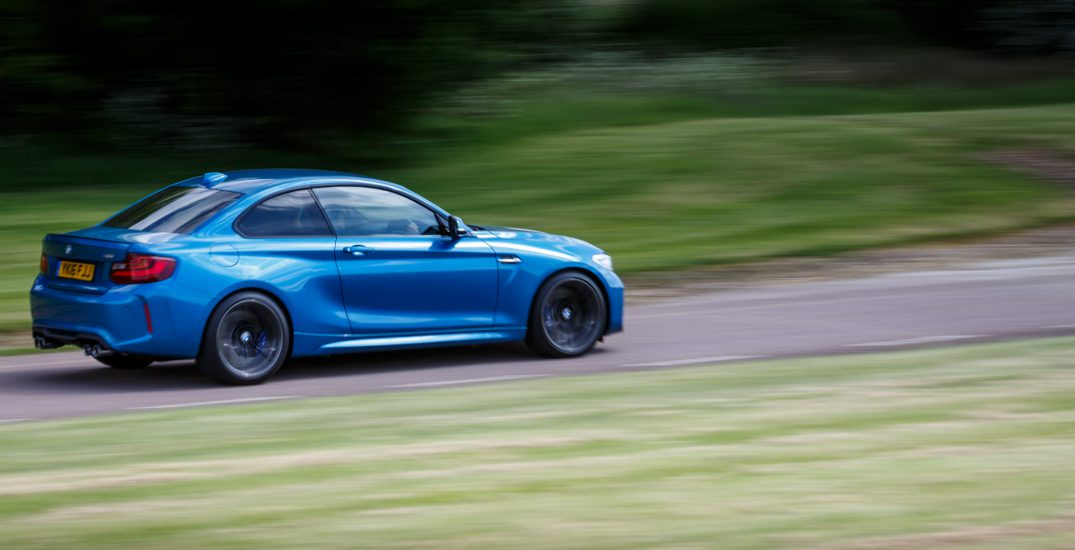 BMW F87 M2 Coupe N55 3.0i 17