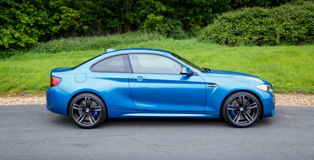 BMW F87 M2 Coupe N55 3.0i 3