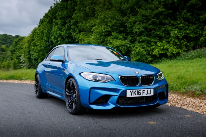 BMW F87 M2 Coupe N55 3.0i 5